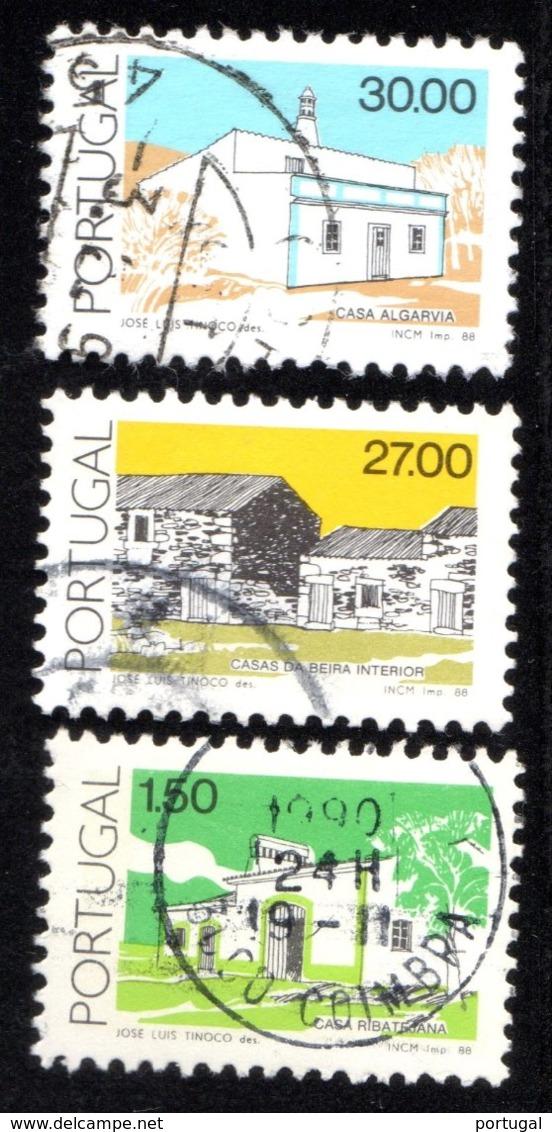 N° 1725,6,7 - 1988 - 1910-... République