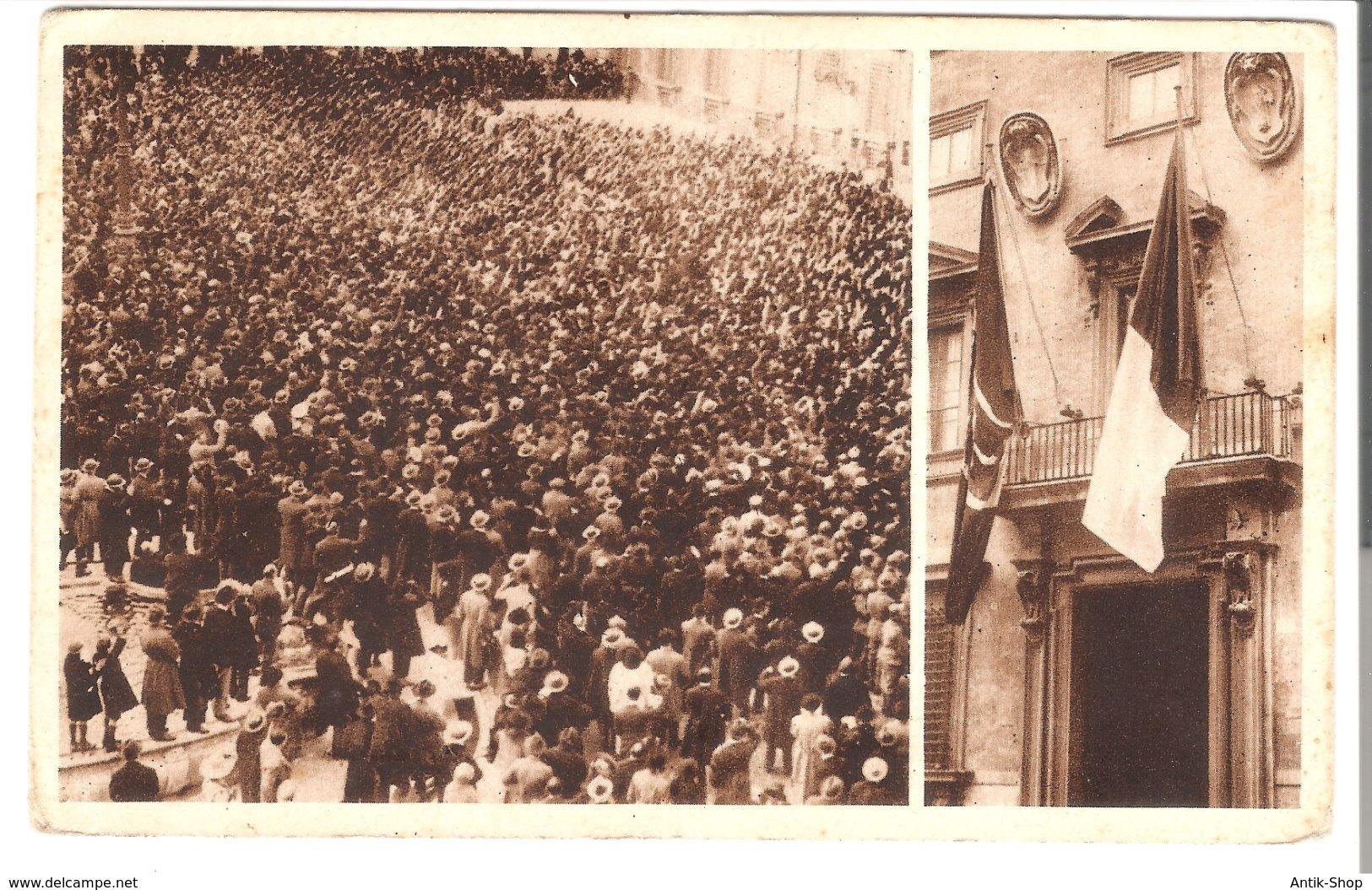 Die Vereinbarung Zwischen Italien Und Dem Vatikan - 11. Februar 1929 (V001) - Vatikanstadt