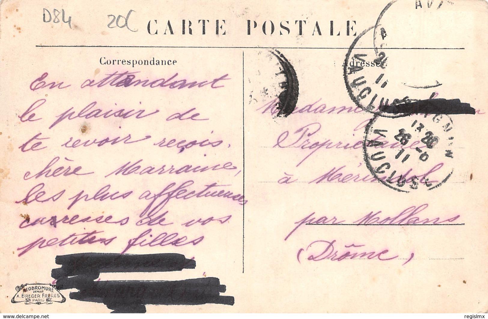 84-AVIGNON-N°T2540-G/0187 - Avignon