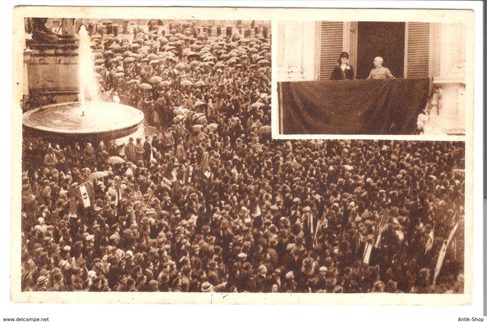 Die Vereinbarung Zwischen Italien Und Dem Vatikan - 11. Februar 1929 (V004) - Vatikanstadt