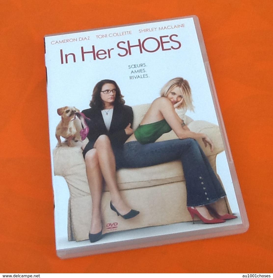 DVD In Her Shoes De Curtis Hanson Avec Cameron Diaz, Toni Collette, Shirley MaclLaine - Komedie