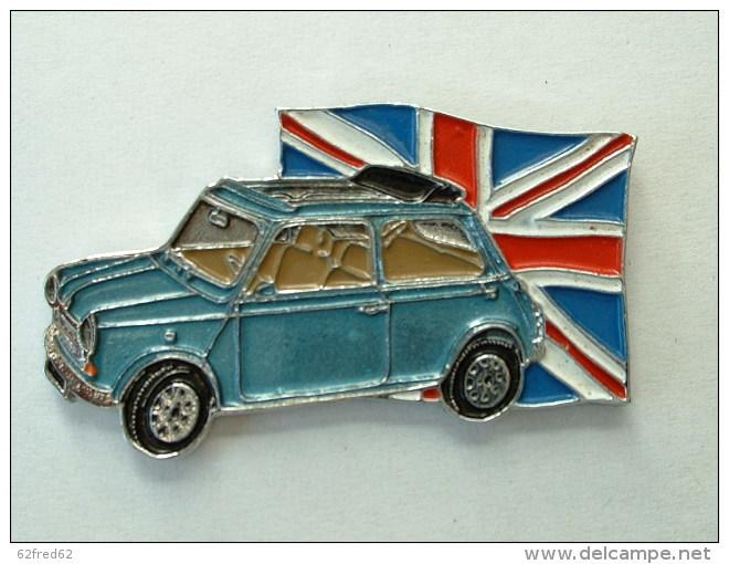 Pin's MINI BRITISH OPEN - BLEU - Pins