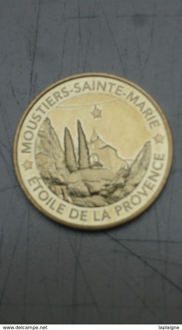 Monnaie De Paris , 2019 , Moustiers Sainte Marie , étoile De La Provence - Monnaie De Paris