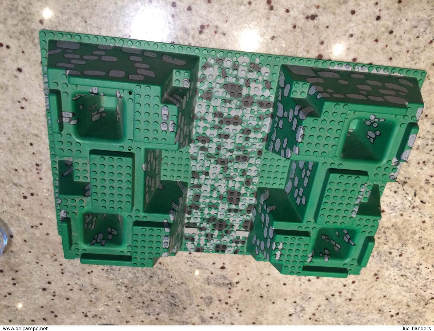Lego #6098 Het Kasteel Van Koning Leo - Lego System