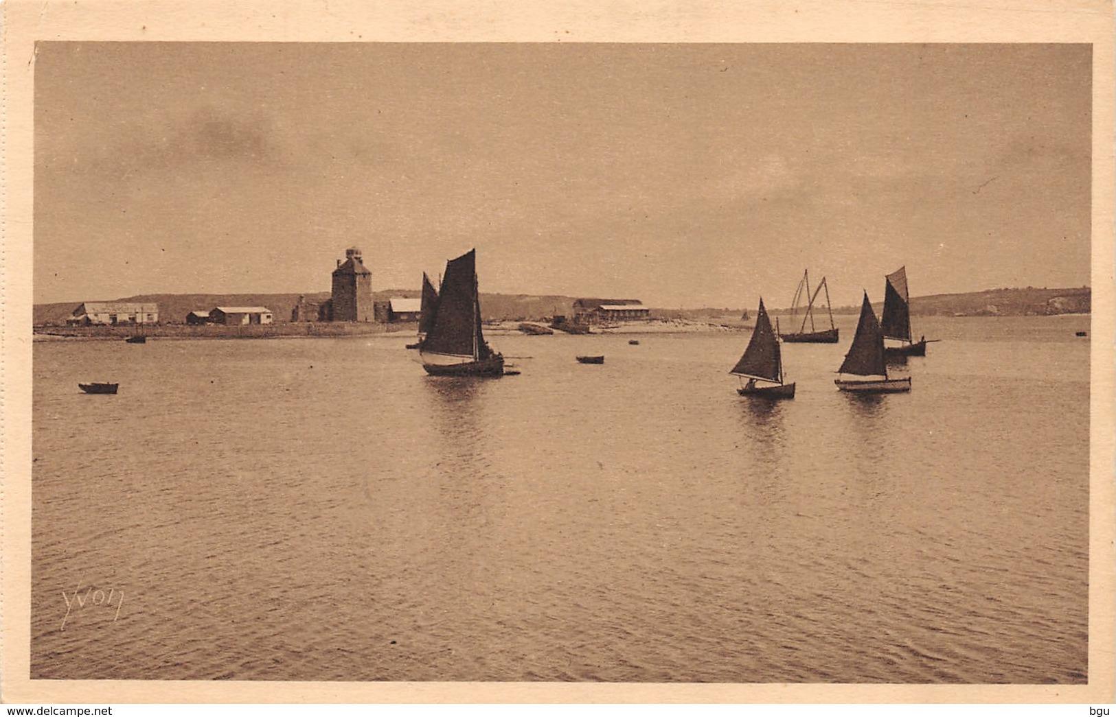 Camaret Sur Mer (29) - Le Port - France