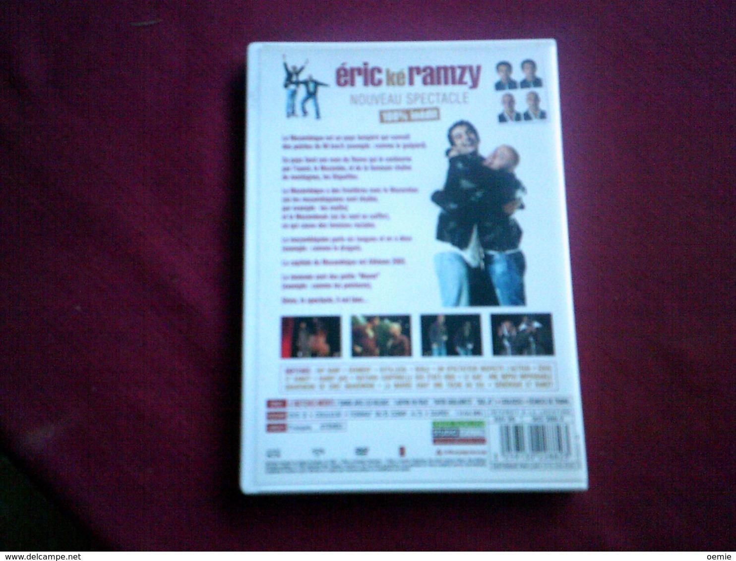 ERIC KE RAMZY   °°   NOUVEAU SPECTACLE - Concert & Music