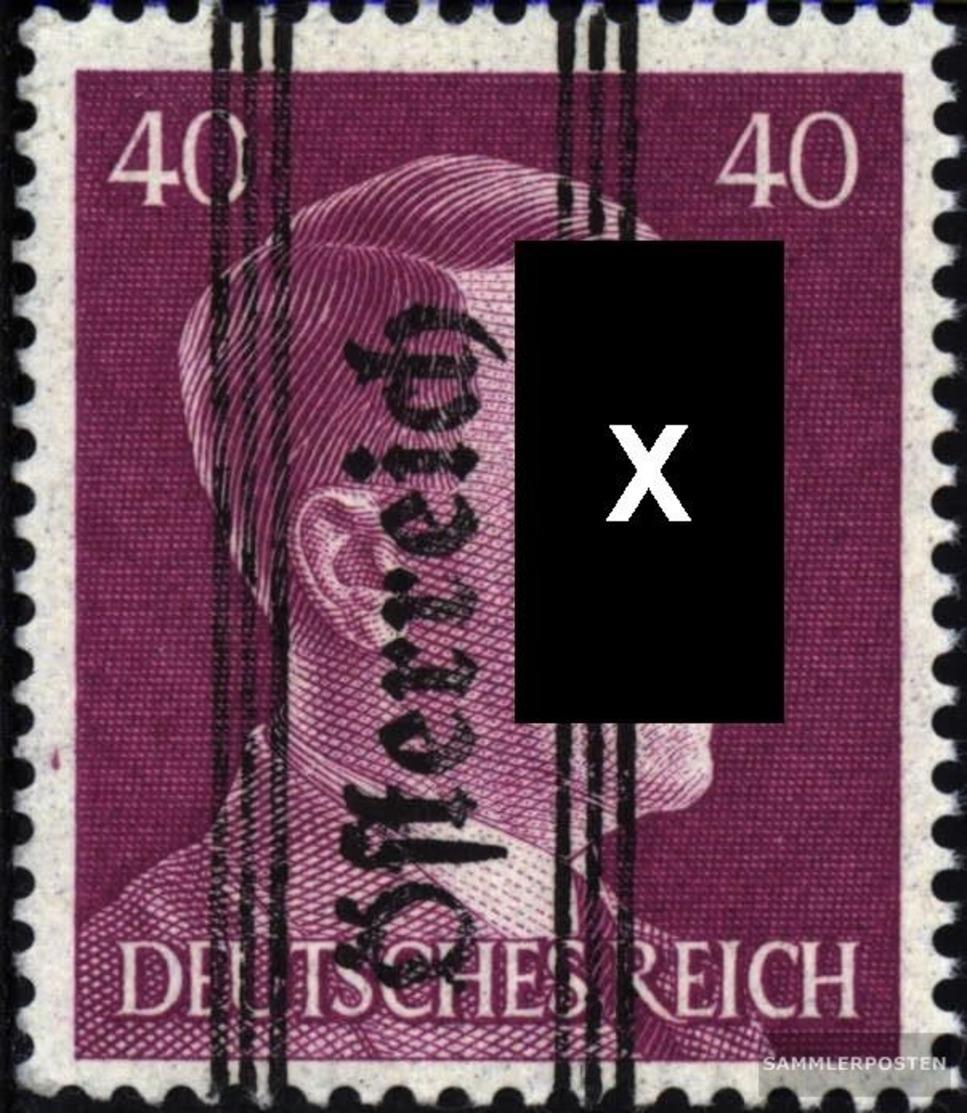 Austria 688 MNH 1945 Grid-Stampa - Nuevos