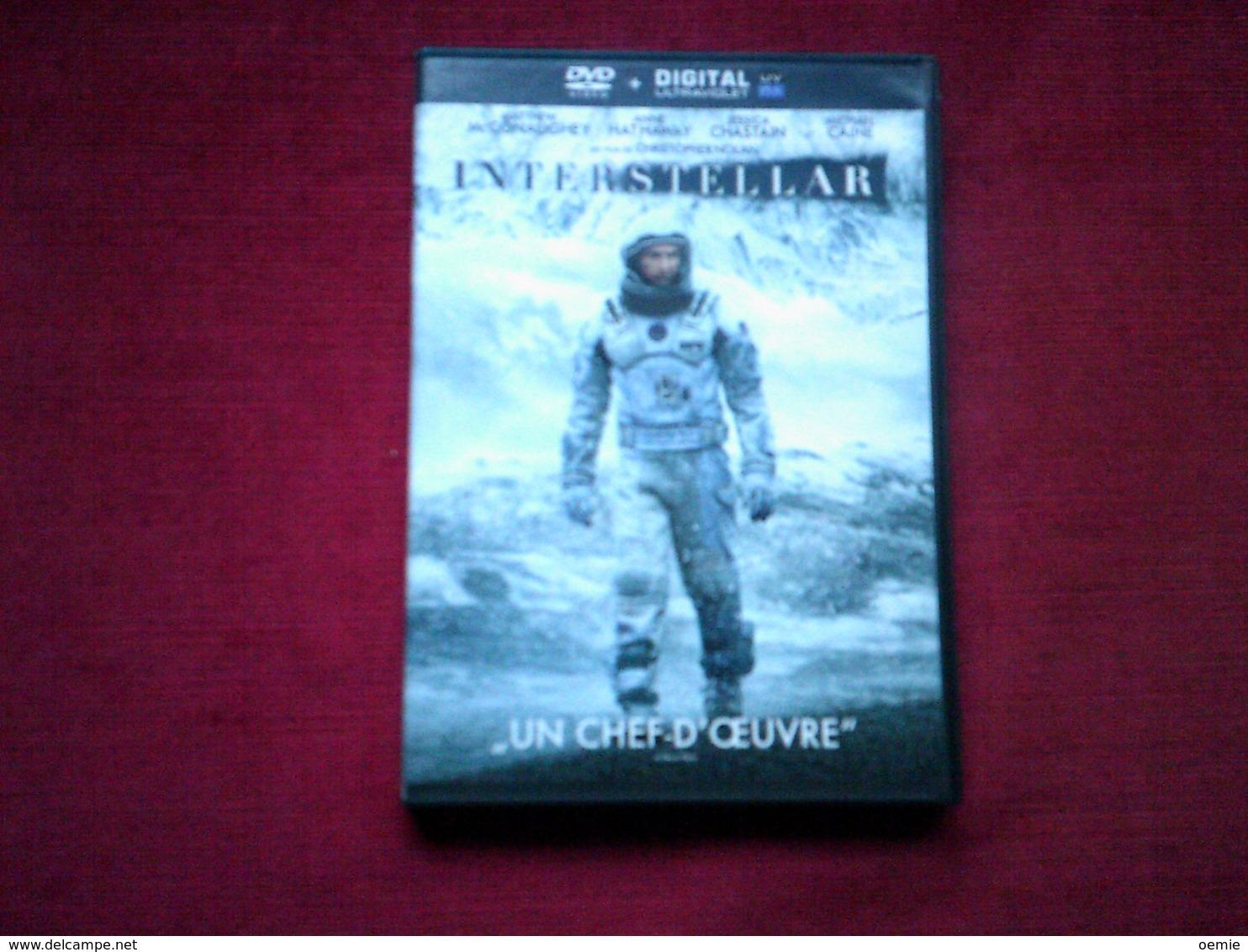INTERSTELLAR   UN FILM DE CHRISTOPHER NOLAN - Ciencia Ficción Y Fantasía