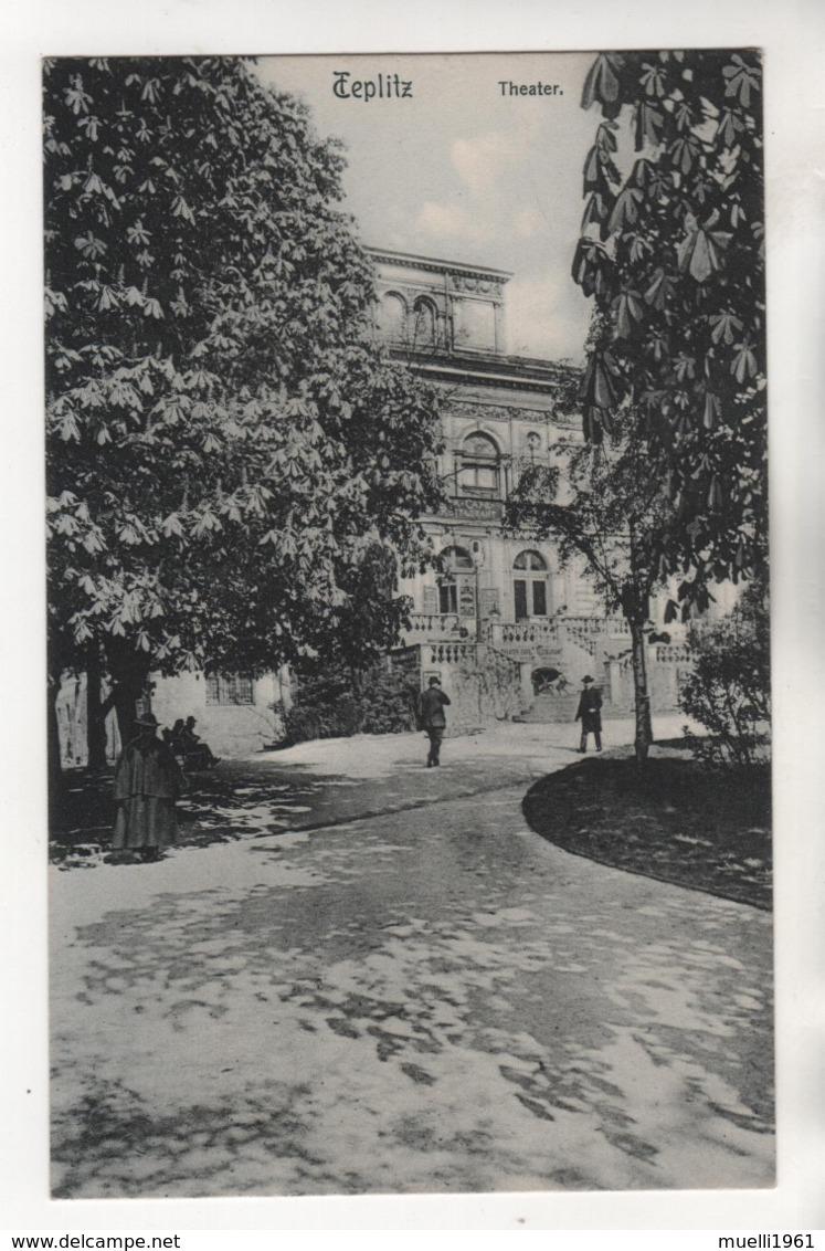 +562, Teplice, (deutsch Teplitz), 1895 Bis 1918 Deutsch Teplitz-Schönau - Tchéquie
