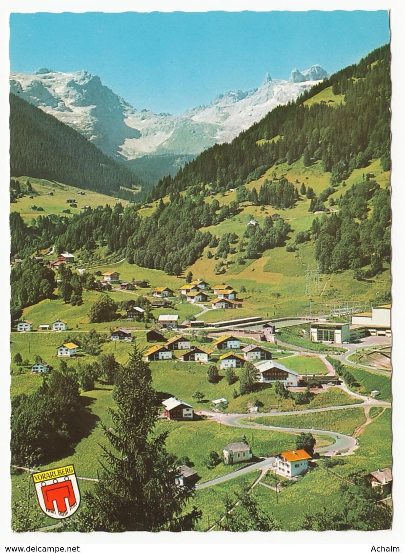 Tschagguns-Latschau Bei Schruns - Gegen Drei Türme Im Montafon - Schruns