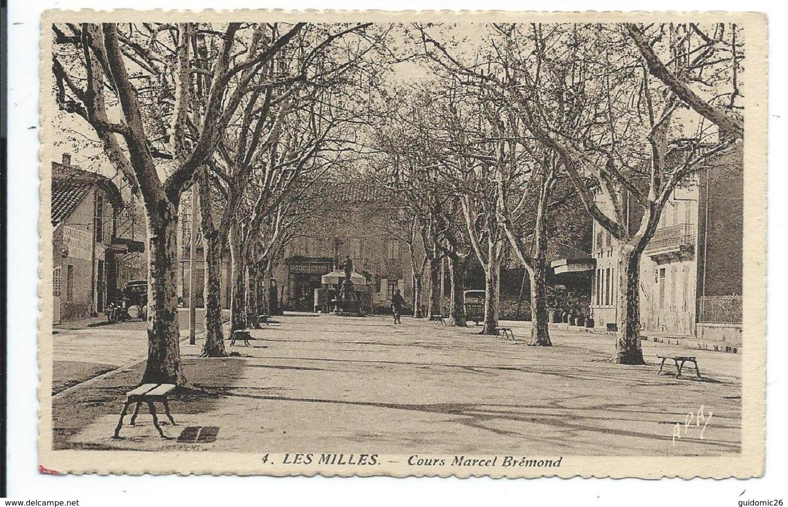Les Milles Cours Marcel Bremond - Autres Communes