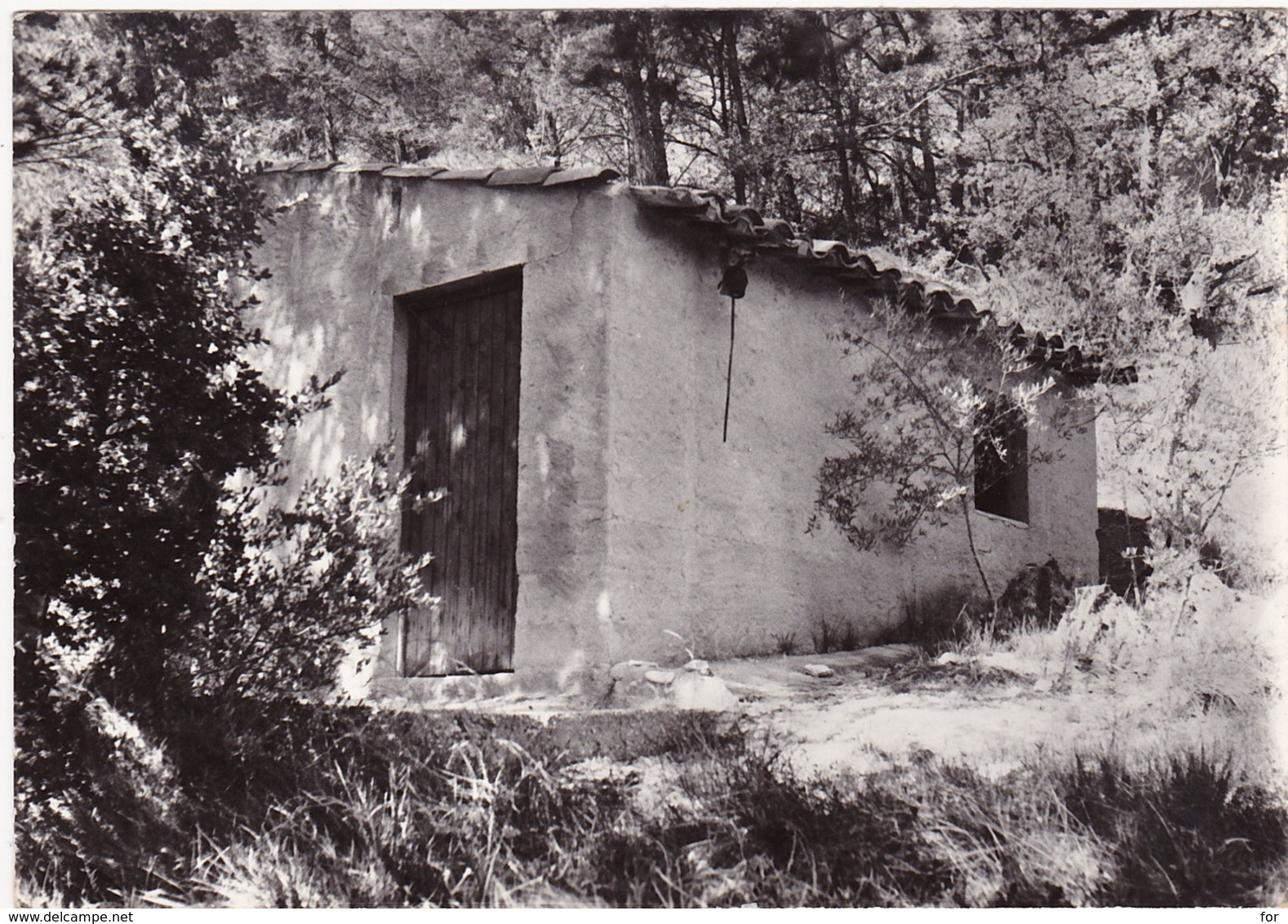 Vaucluse : VENASQUE : Un Ermitage Sur La Colline - Notre Dame De Vie : ( C.p.s.m. - Photo Vérit. - Grand Format ) - France