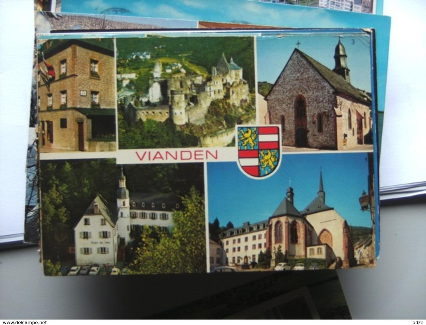 Luxemburg Luxembourg Vianden Ville Vieille - Vianden