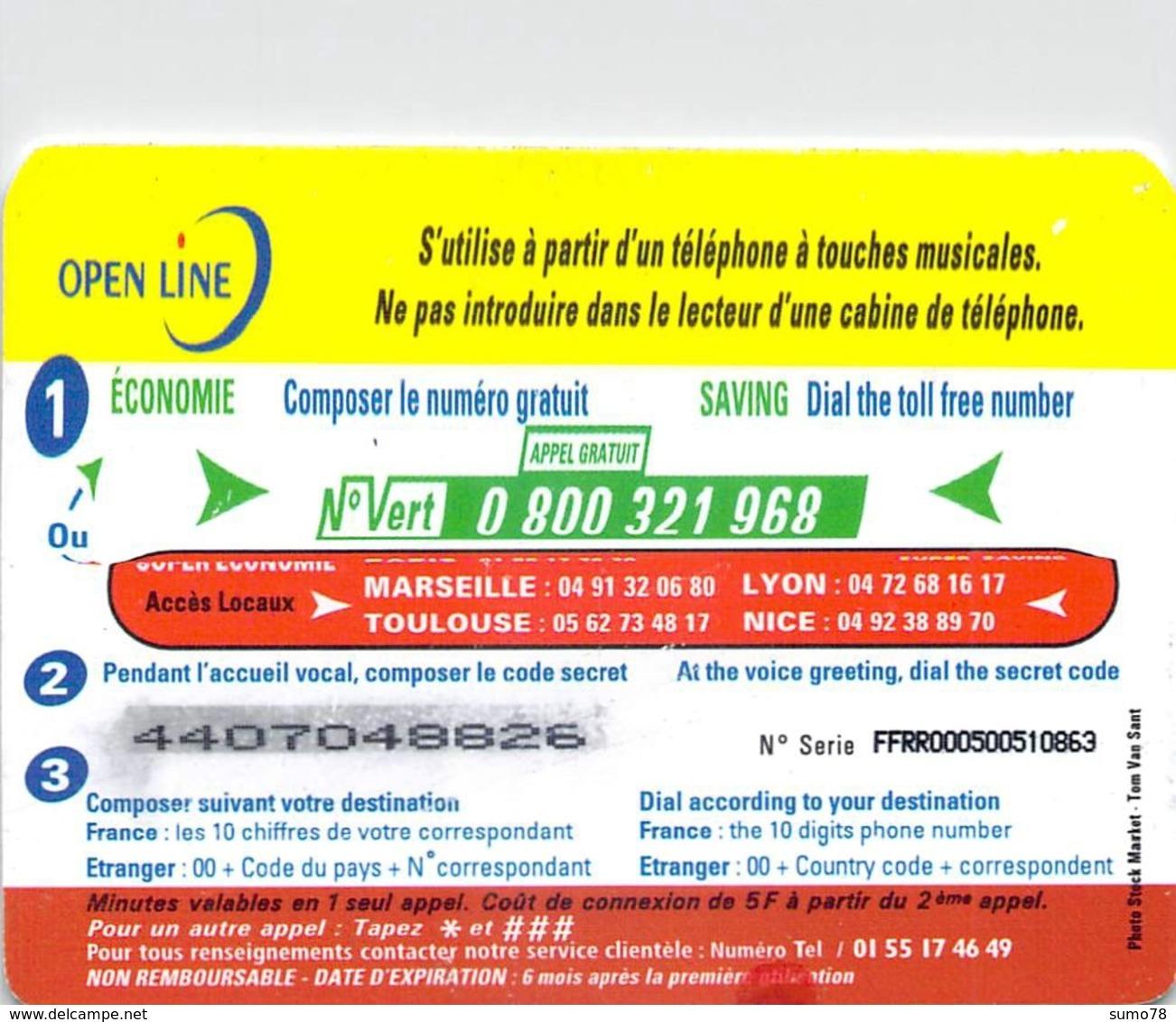 Carte Prépayée  - ALLO MONDE  -  Prépaid  - - Andere Voorafbetaalde Kaarten