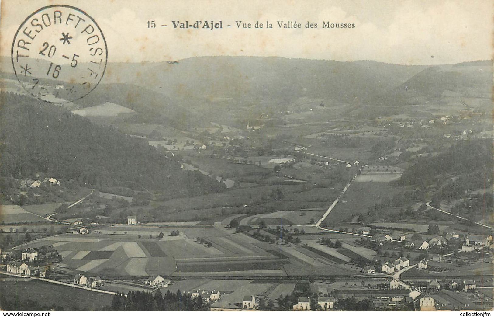 "CPA FRANCE 88 ""Val D'Ajol"" - Altri Comuni"