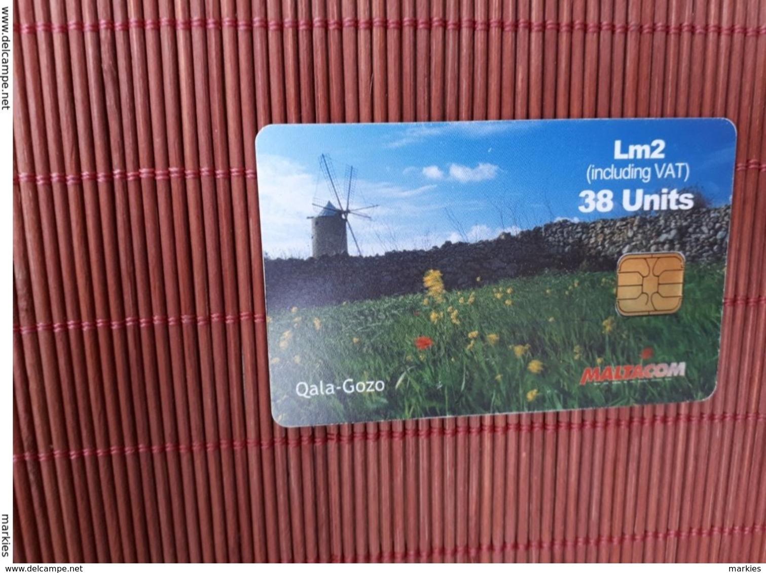 Prepaidcard Malta Used - Malte