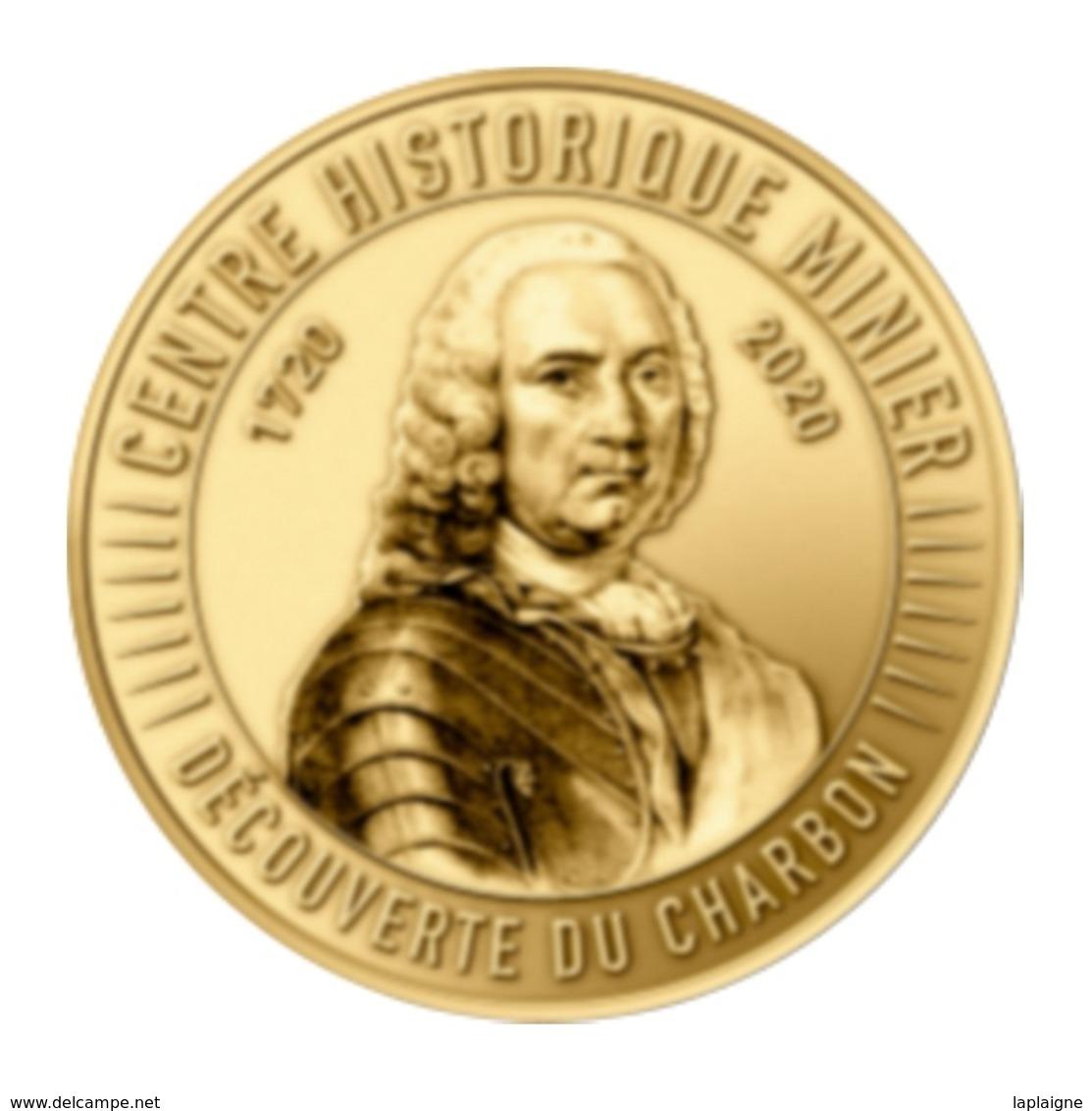 Monnaie De Paris , 2019 , Lewarde , Centre Historique Minier , Découverte Du Charbon , 1720-2020 - Monnaie De Paris