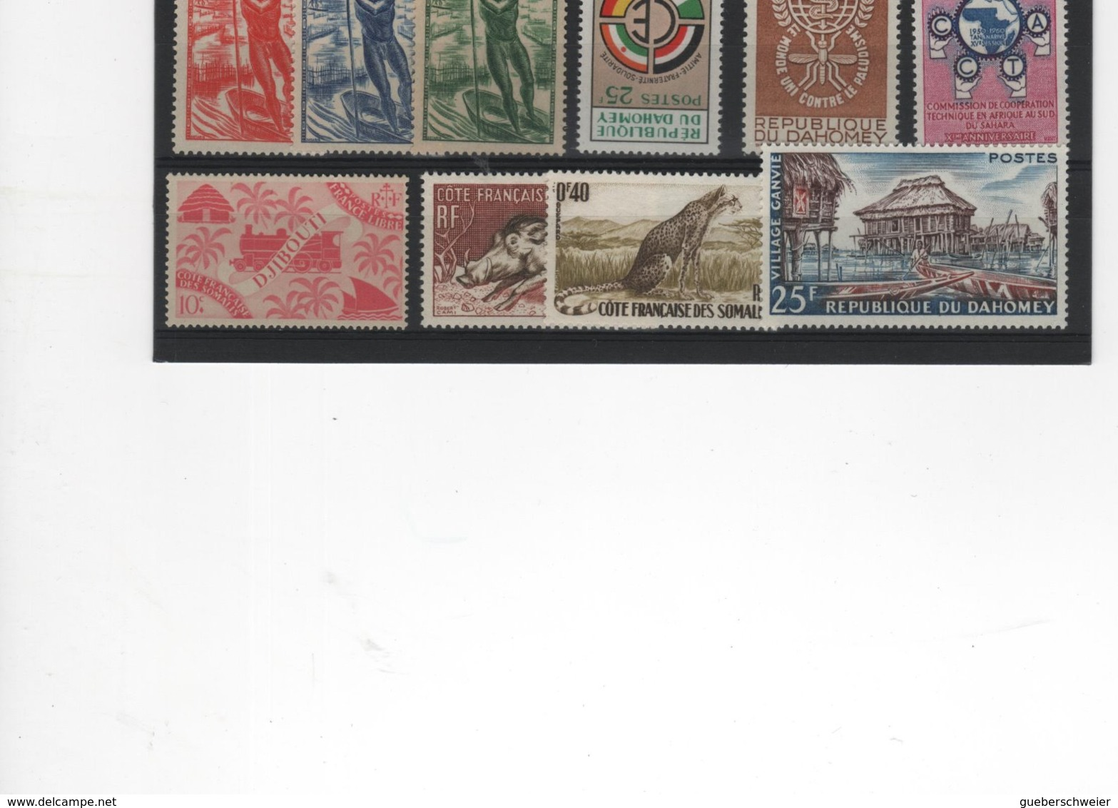 Carton De 3,5 Kg De Timbres, Lettres, Entiers Postaux, Aérogrammes, Beau Lot De Timbres De France Et Colonies - France