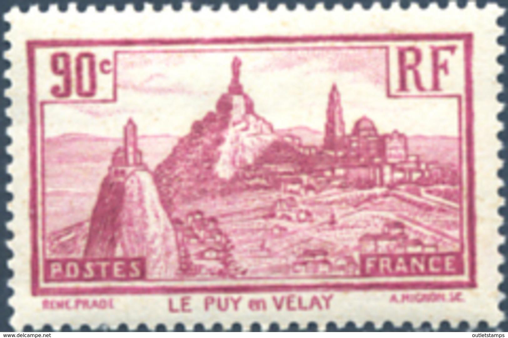 Ref. 120263 * NEW *  - FRANCE . 1933. LANDSCAPES. PAISAJES - Francia