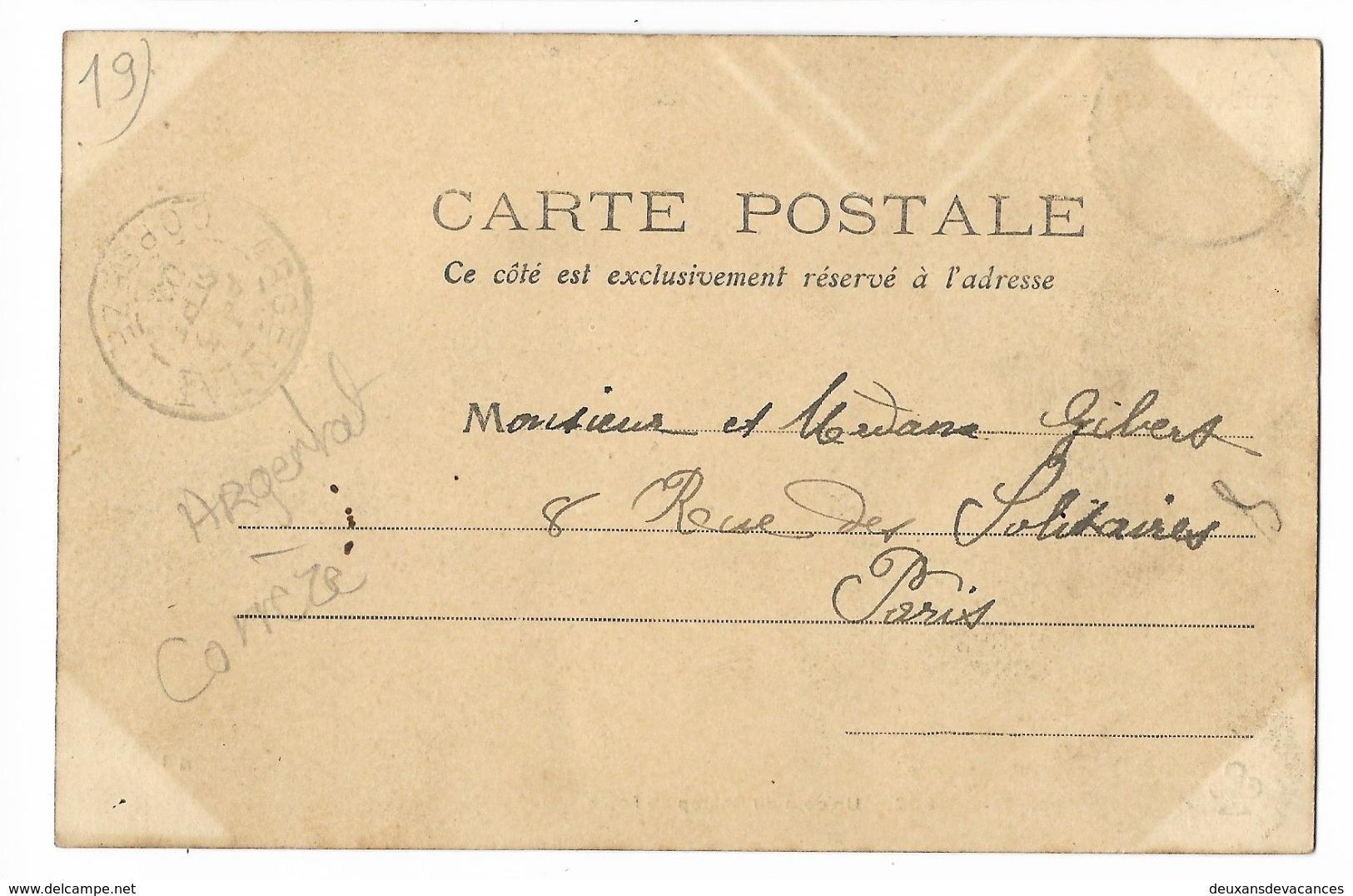 CPA 19 SCENE DU CENTRE Un Coin Du Champ De Foire - Non Classés