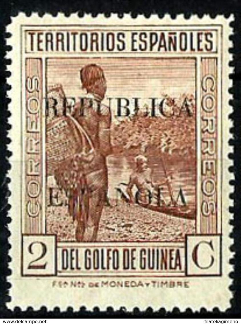 Guinea Española Nº 217 En Nuevo - Spanish Guinea