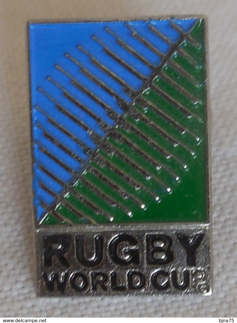PIN'S 1991  -  RUGBY WORLD CUP  En  Nouvelle Zélande  NEW-ZEALAND - Rugby