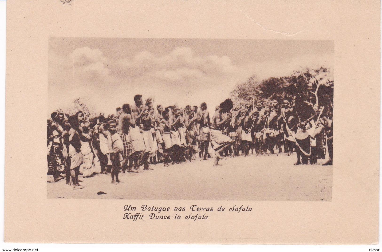 MOZAMBIQUE(SOFALA) TYPE - Mozambique