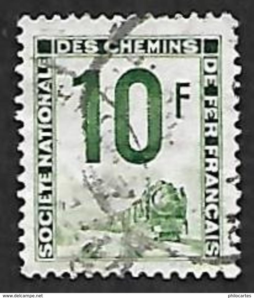 PETITS COLIS  1948-54  - YT  28  - Oblitéré - Cote 10e - Colis Postaux