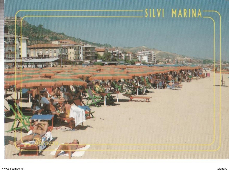 SILVI MARINA PAN.-VIAGGIATA--1991-FG-MT.1941 - Teramo