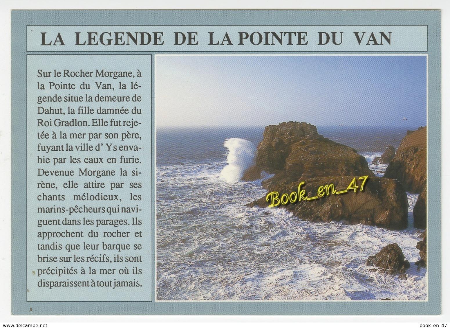 {80900} 29 Finistère , La Légende De La Pointe Du Van - Cléden-Cap-Sizun