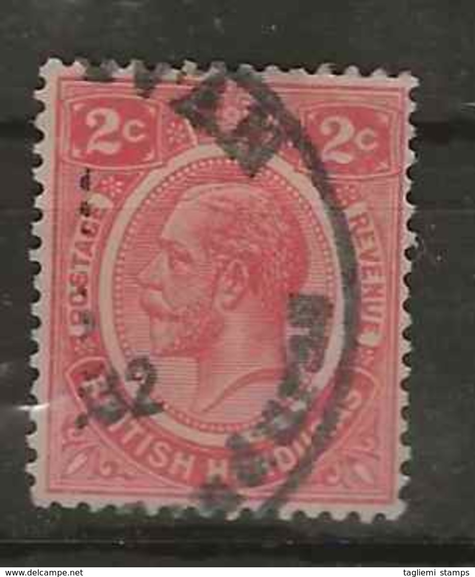 British Honduras, 1922, SG 128, Used - Honduras Britannique (...-1970)