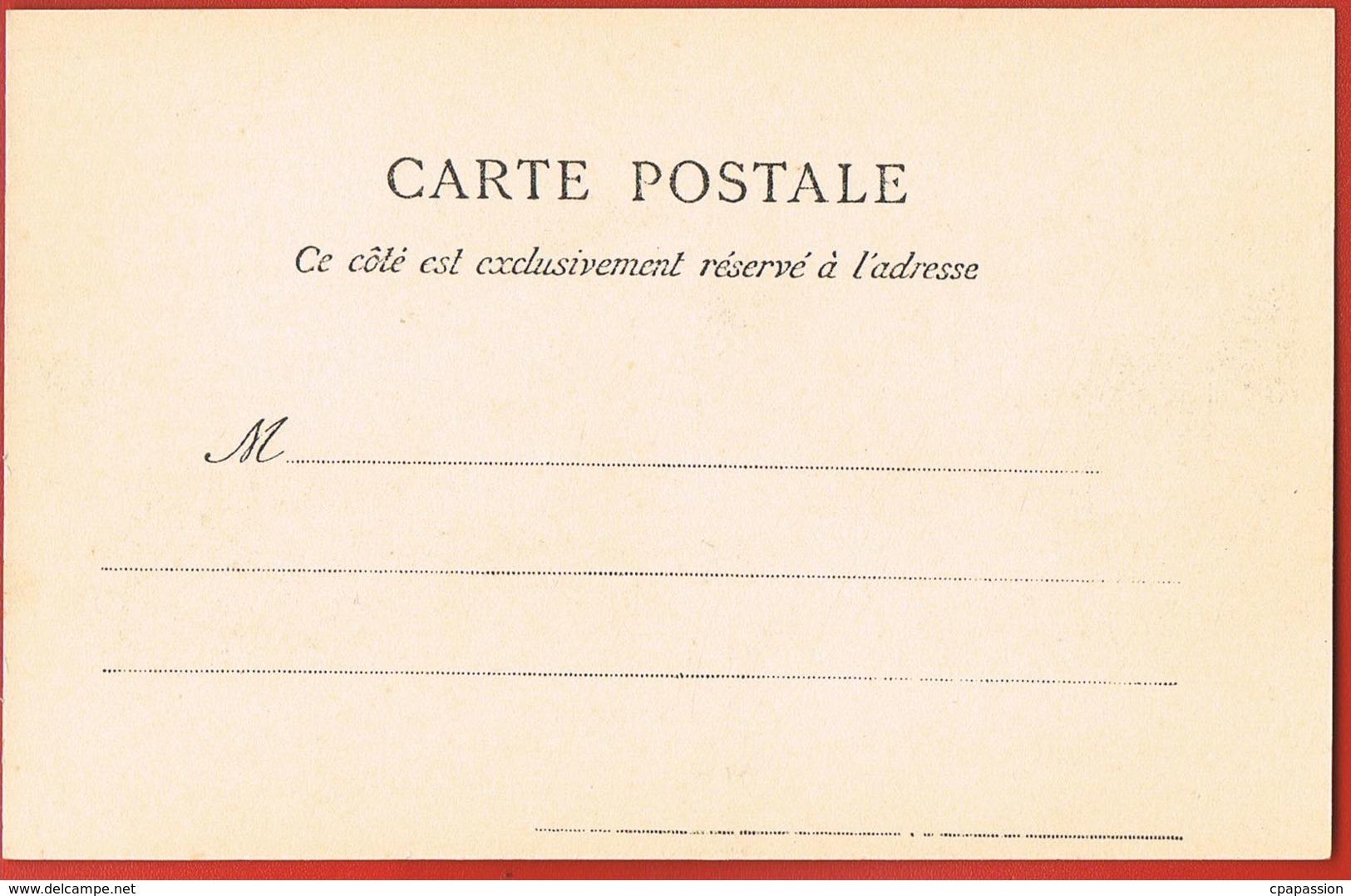 NICE- Cpa Stéréo Le Port -Petits Bateaux -- Scans Recto Verso- Paypal Sans Frais - Artigianato