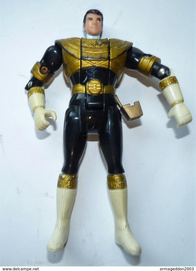 ANCIENNE FIGURINE ARTICULEE POWER RANGERS TETE INTERCHANGEABLE BANDAI 1996 BE - Power Rangers