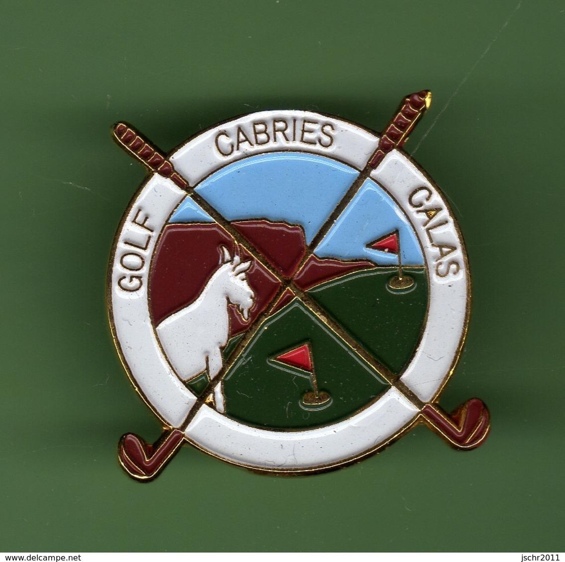 GOLF *** CABRIES-CALAS ***  2004 (80-2) - Golf
