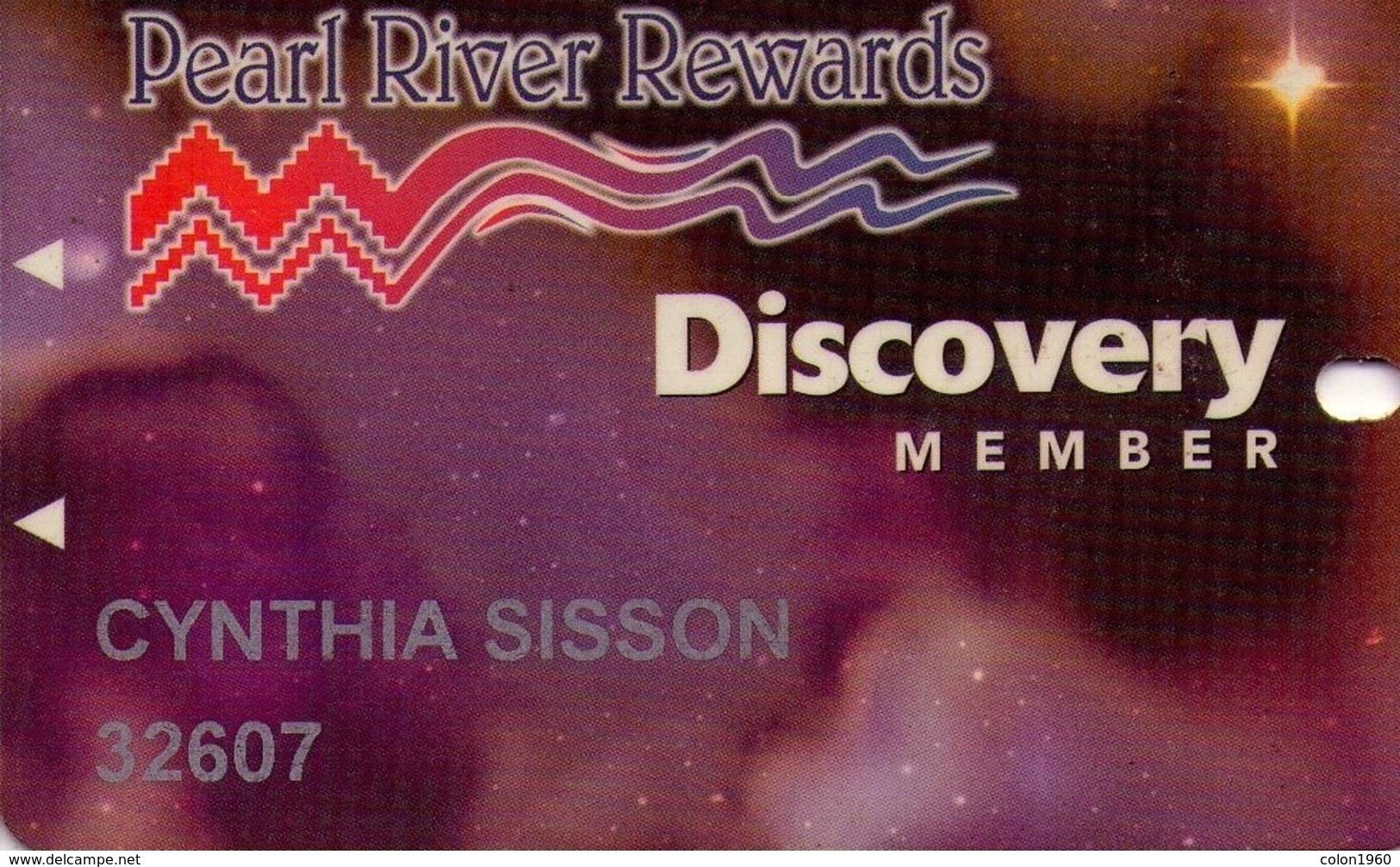 TARJETA DE CASINO - CASINO CARD. RIVER REWARDS CASINO. 003. - Casino Cards