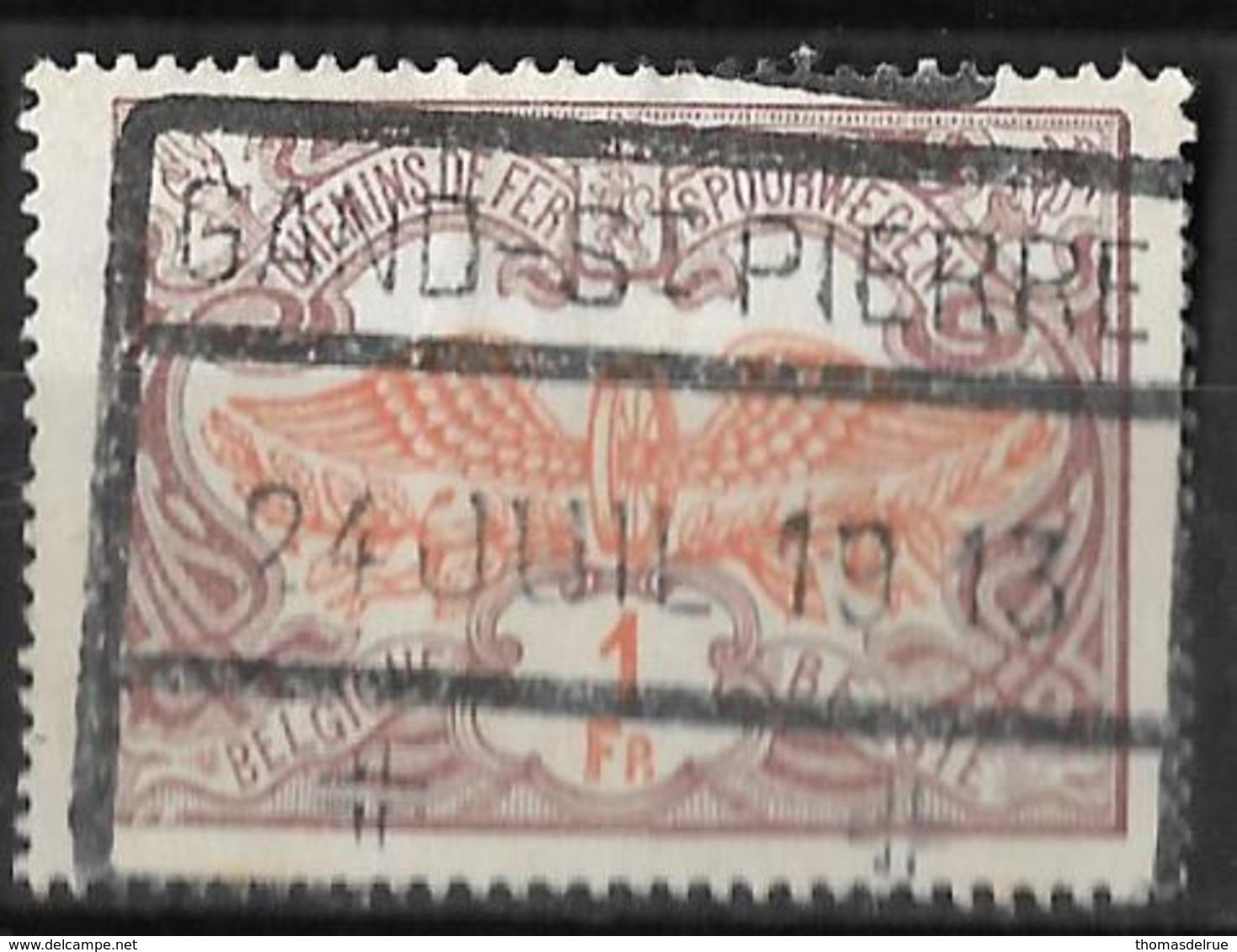 C0.220: GAND-ST.PIERRE: TR41 : Type D-s_k - Chemins De Fer