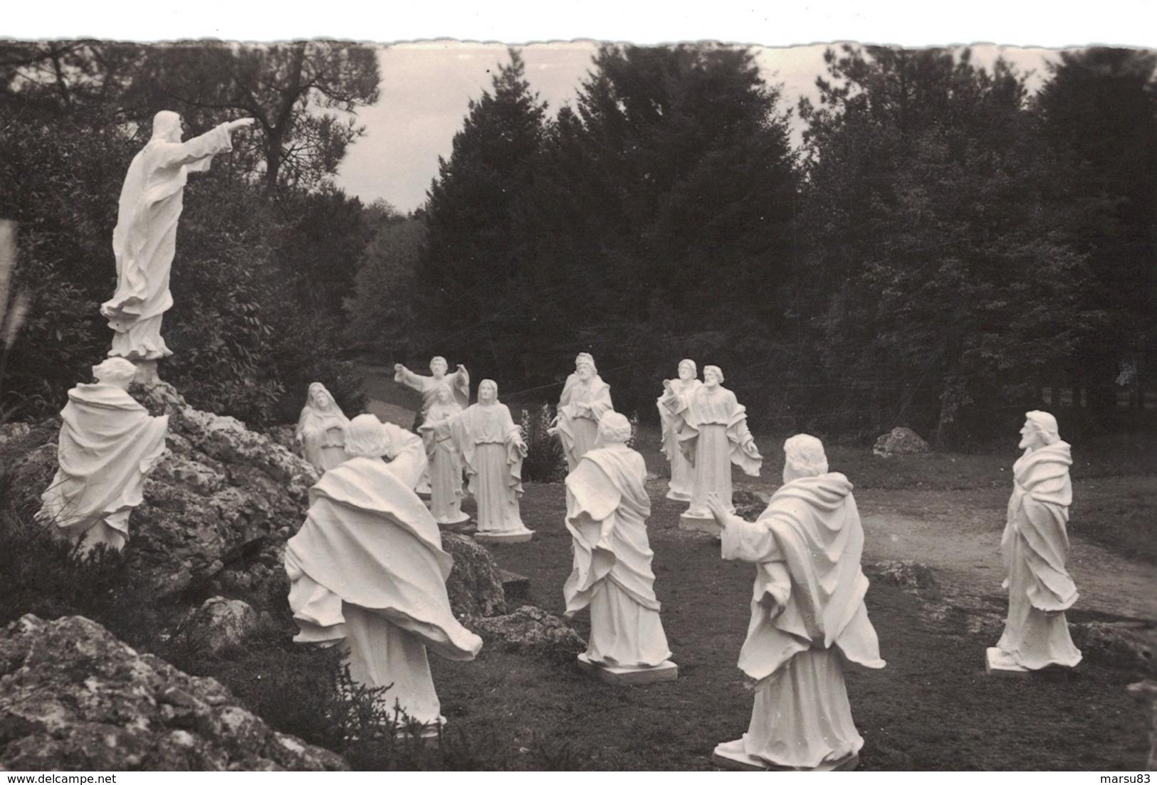 Pont-Château - L'Ascension ** Belle Carte Dentelée De 1960- Tbé ** Ed. Collec Spéciale Réservée Au Calvaire. N°5 - Pontchâteau