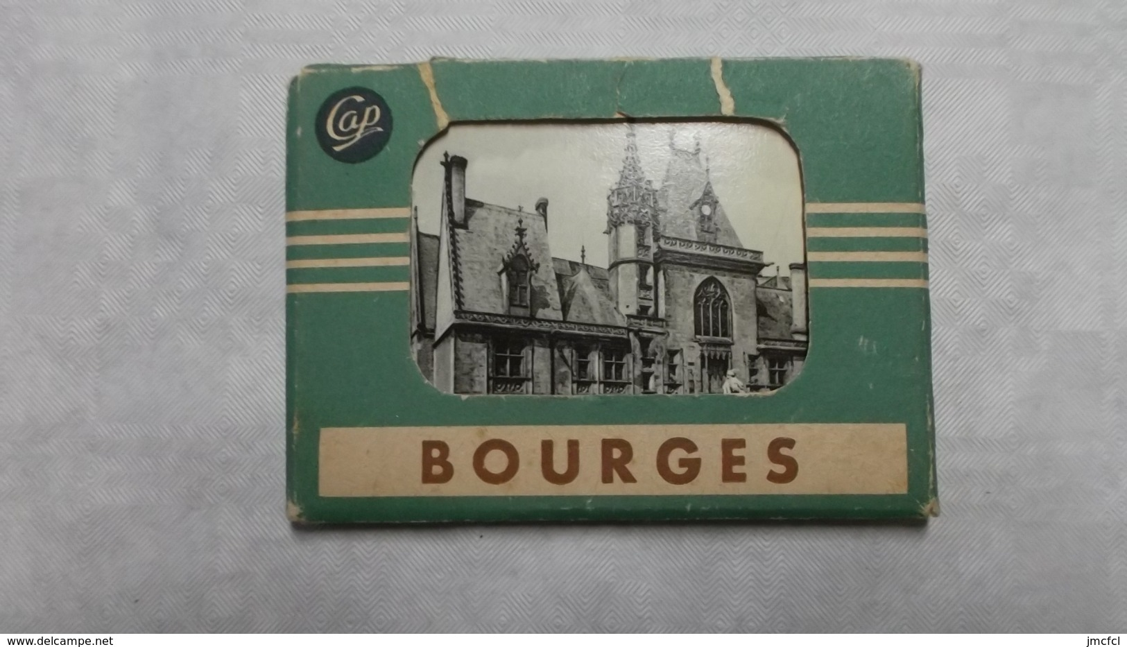 10 Minis Cartes - Bourges
