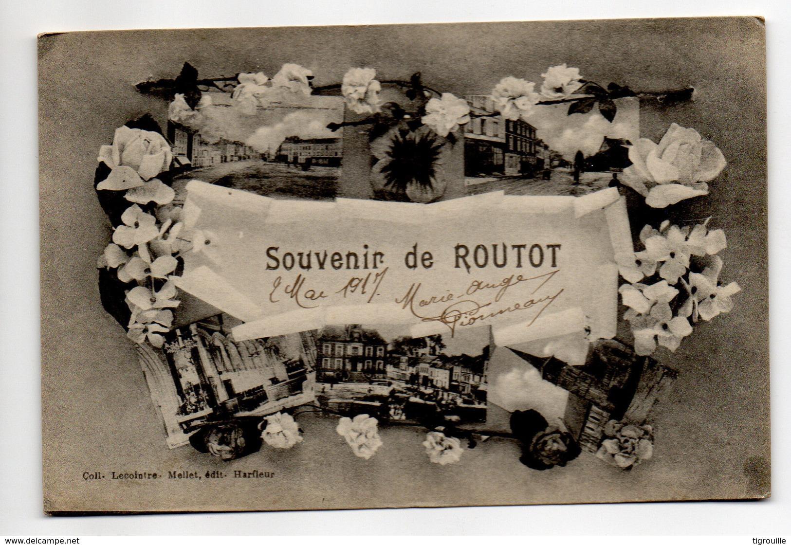 CP27351 - Routot - Souvenir De Routot - Ecrite - Routot
