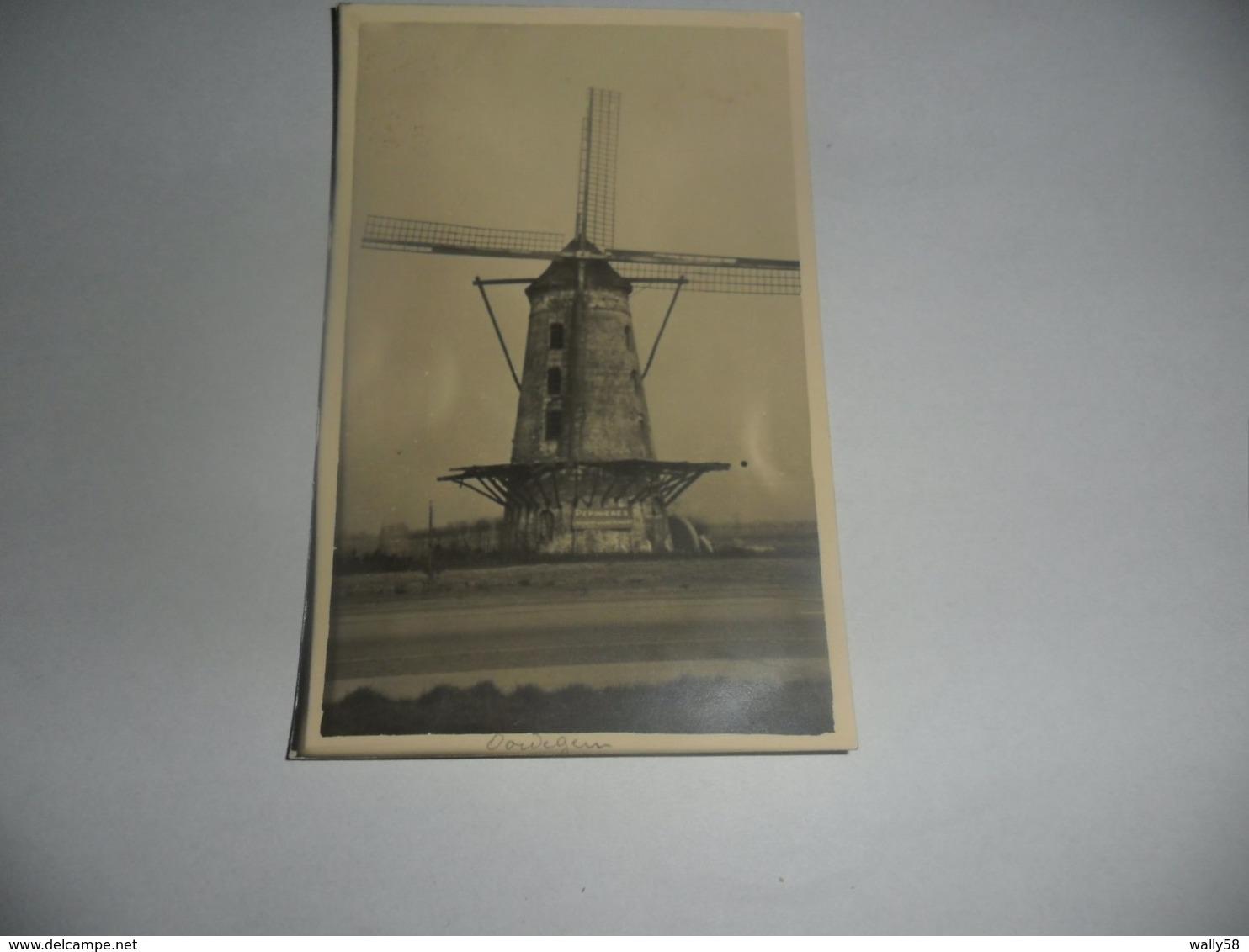 Lede Oordegem Molen Fotokaart - Lede