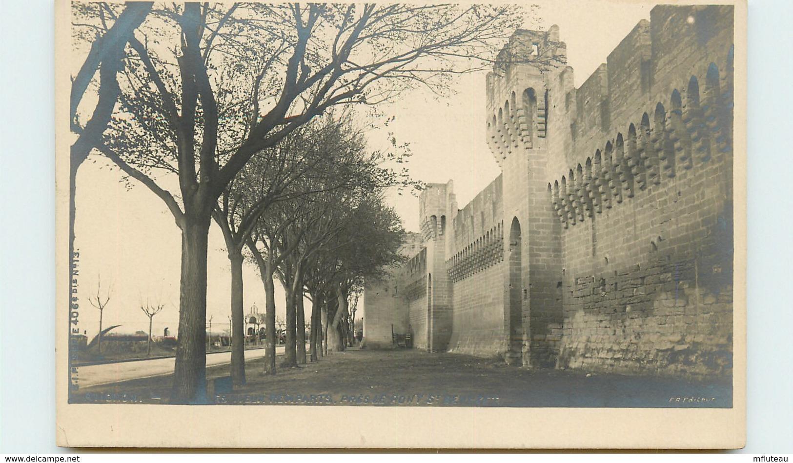 84* AVIGNON                MA44-1002 - Avignon (Palais & Pont)