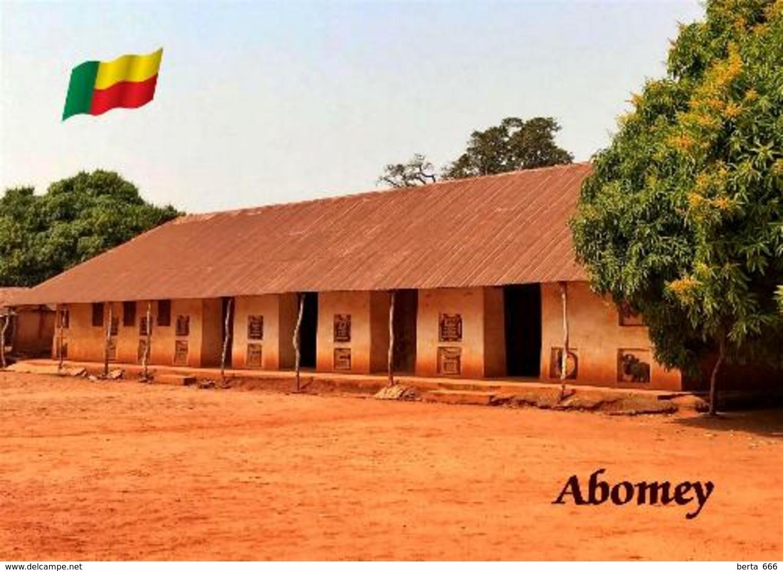 Benin Abomey Palaces UNESCO New Postcard - Benin