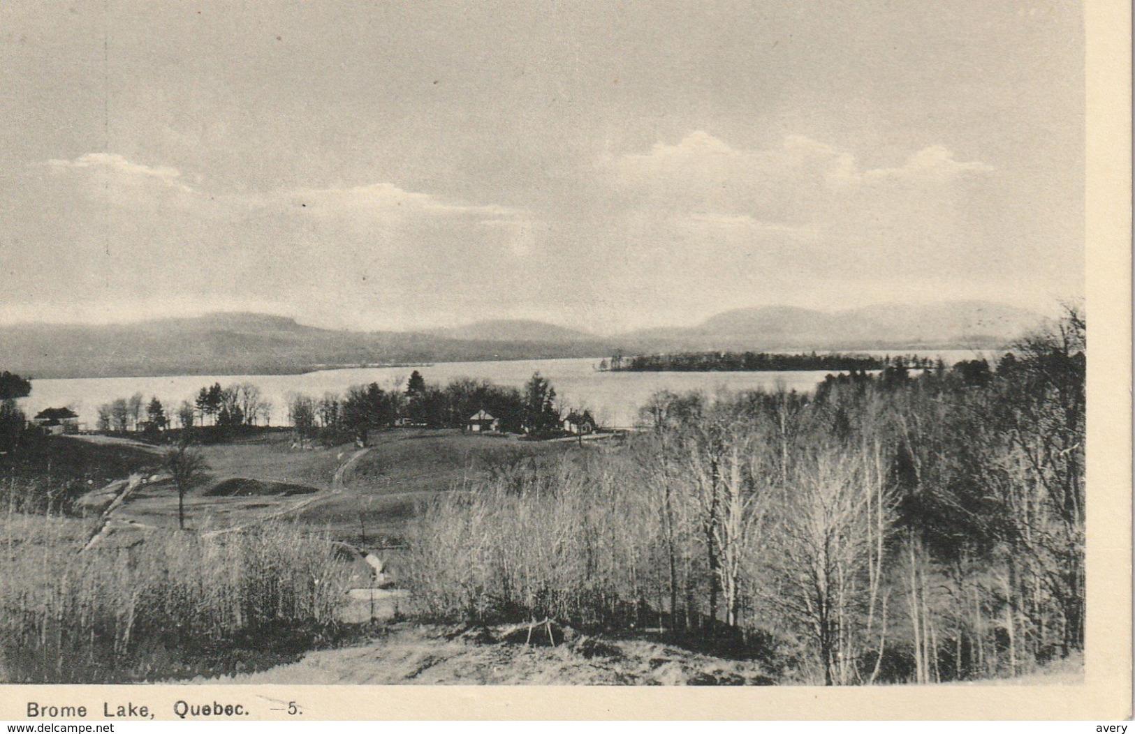 Lac Brome, Quebec Brome Lake - Quebec