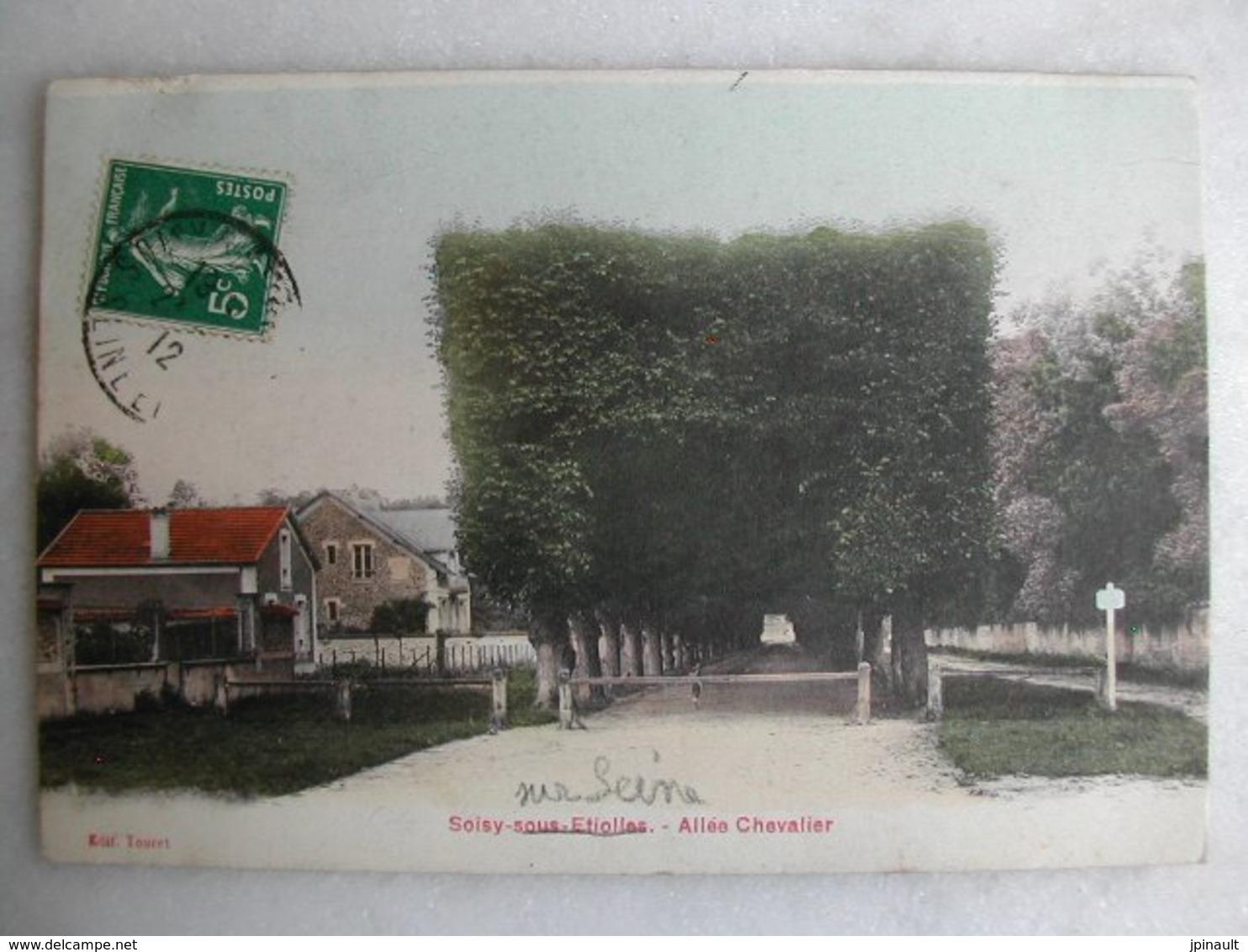 SOISY SOUS ETIOLLES - Allée Chevalier - Andere Gemeenten