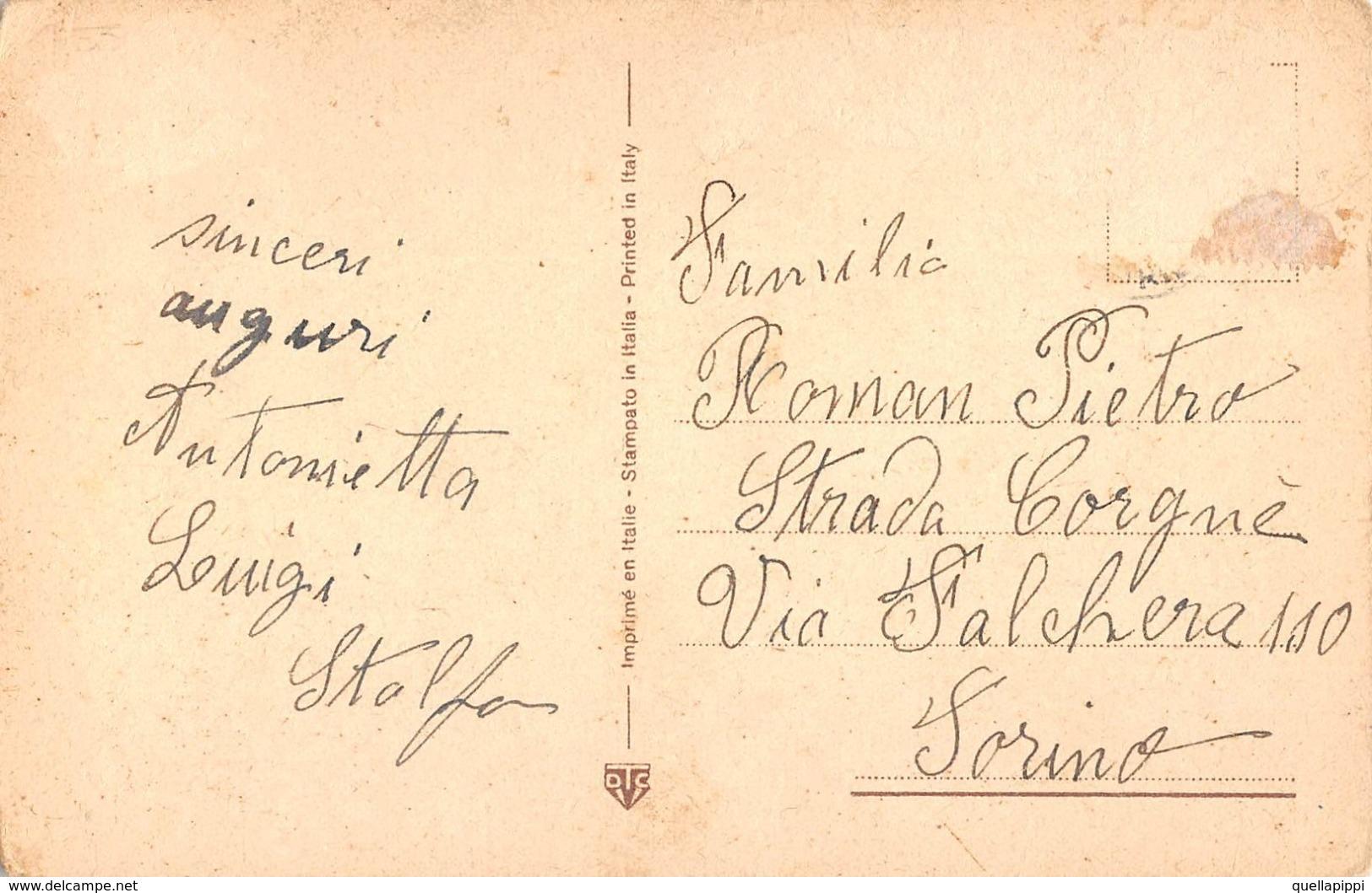 """09714 """"BUON NATALE"""" BAMBINI, CALENDARIO, GIORNO DI NATALE.  CART  SPED - Natale"""