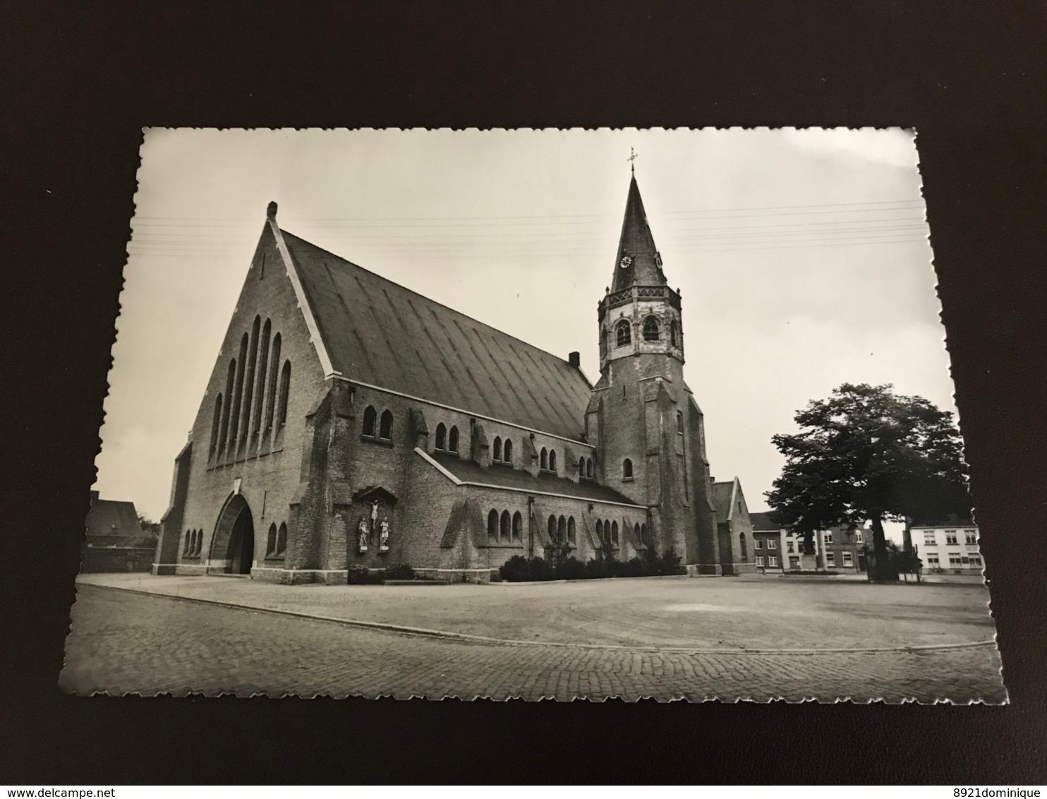 Ardooie - Ardoye - De Kerk  - Echte Foto - Uitg. Drukkerij De Burghgraeve - Ardooie