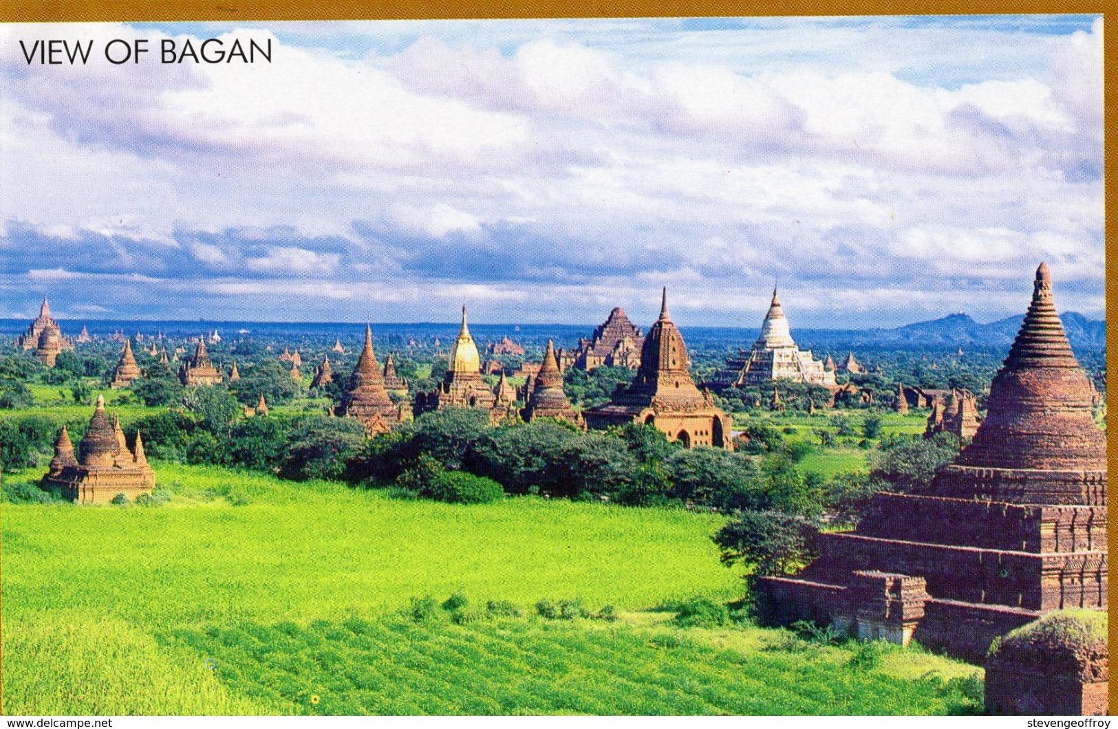 Birmanie / Myanmar / View Of / - Myanmar (Birma)