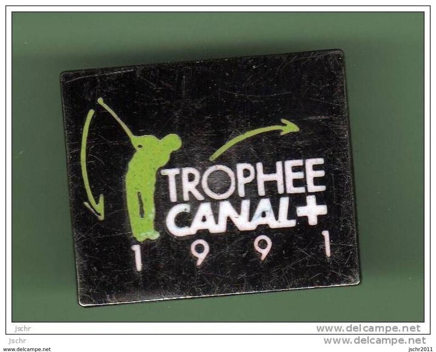 GOLF *** TROPHEE CANAL+ 1991 *** 2006 - Golf