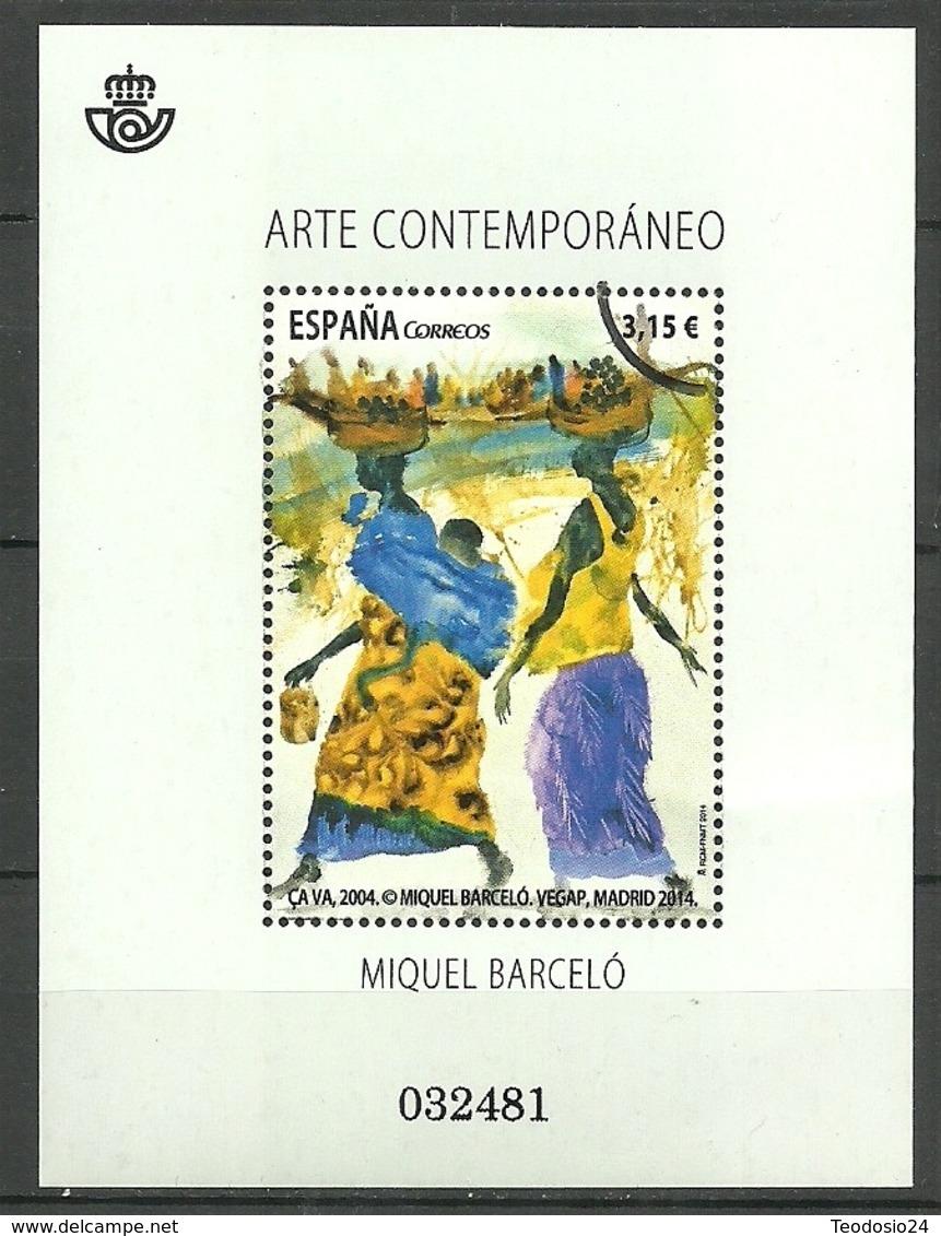 España 2014 Mi:ES BL257, Sg:ES MS4875, Edi:ES 4898 - 1931-Hoy: 2ª República - ... Juan Carlos I