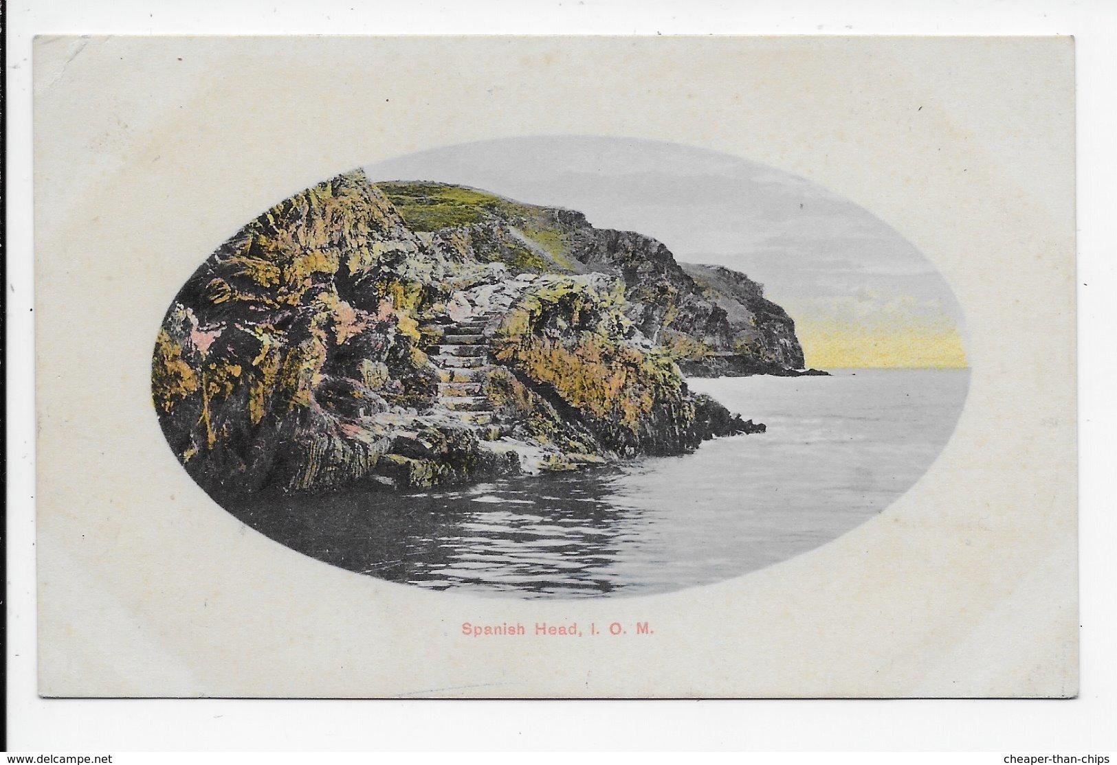 Spanish Head, I.O.M. - Prideaux - Isle Of Man